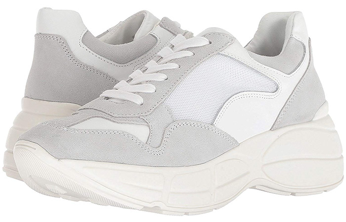 Steve Madden Women's - White Sneakers