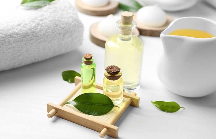 Tea Tree Oil for Cracked Fingertips in Hindi