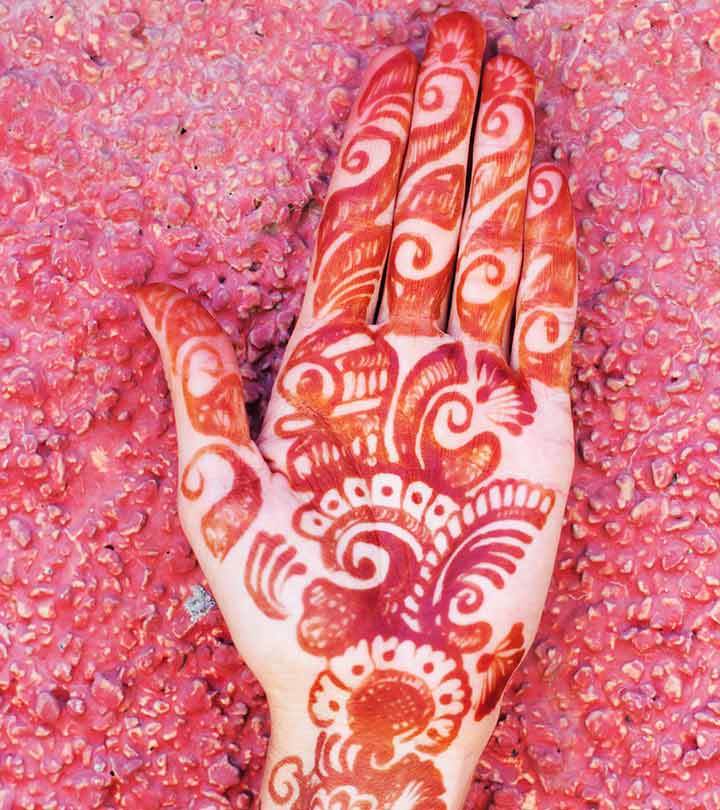 Tips To Make Mehndi Dark in Hindi