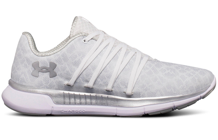 Under Armour Charged Transit - White Sneakers