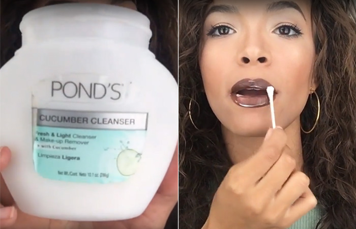 Use A Cream-Based Cleanser