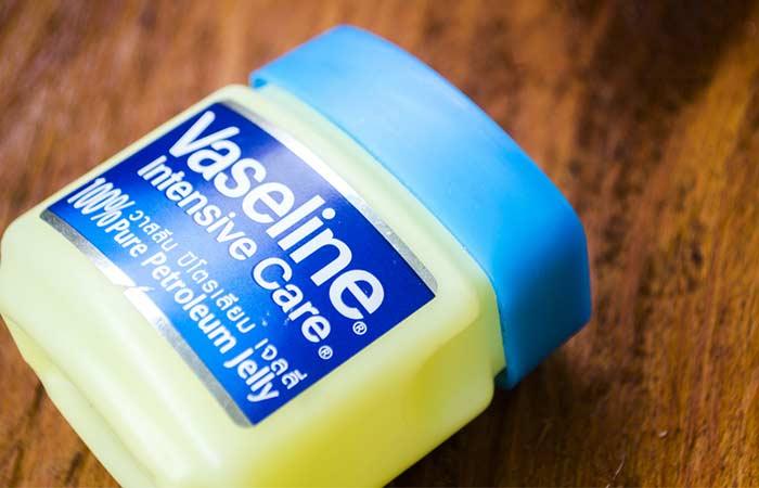 Vaseline for Cracked Fingertips in Hindi