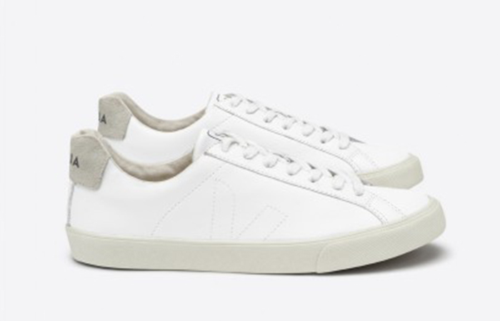 Veja Esplar Leather - White Sneakers