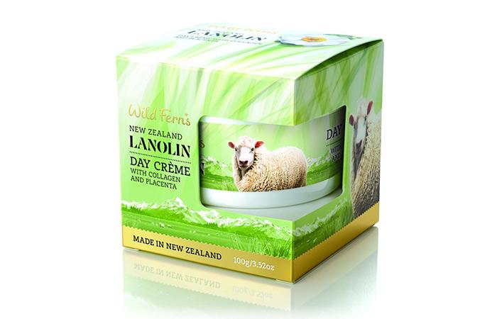 Zealand Lanolin Day Creme