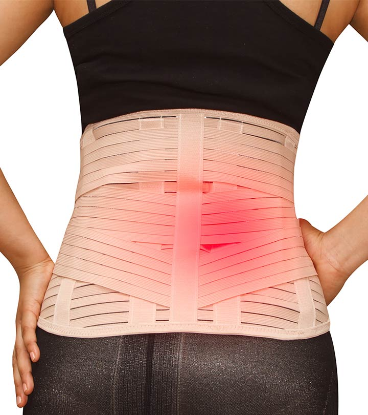 10 Best Back Braces For Lower Back Pain And Support