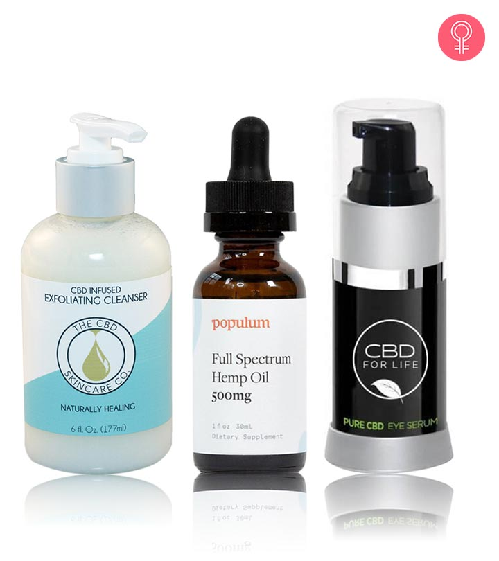 10 Best CBD Skin Care Products To Buy Now