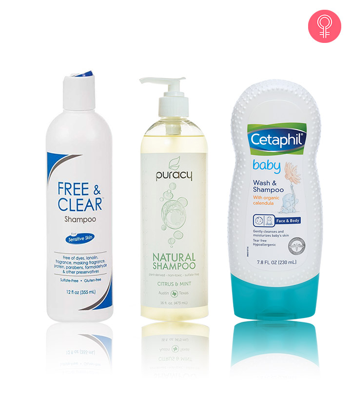 10 Best Hypoallergenic Shampoos For Sensitive Skin