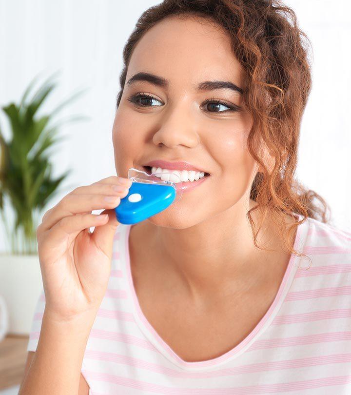 10 Best LED Light Teeth Whitening Kits To Buy In 2019