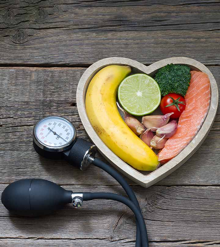 10 Food Supplements To Lower Your Blood Pressure Naturally