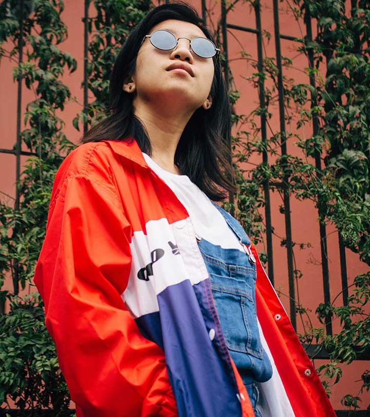 15 Cute Ways To Wear A Bomber Jacket