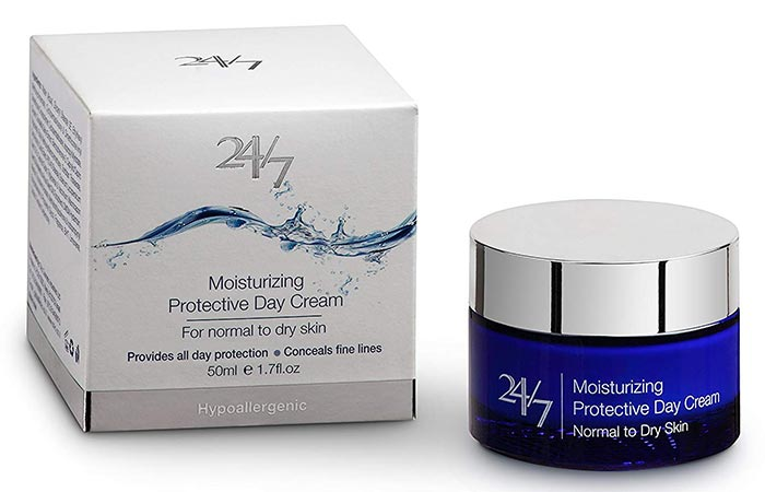 247 Moisturizing Day Cream