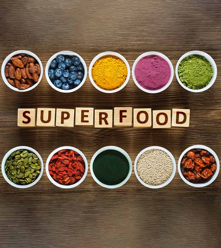5 Superfoods To Include In Your Diet For Clear & Radiant Skin