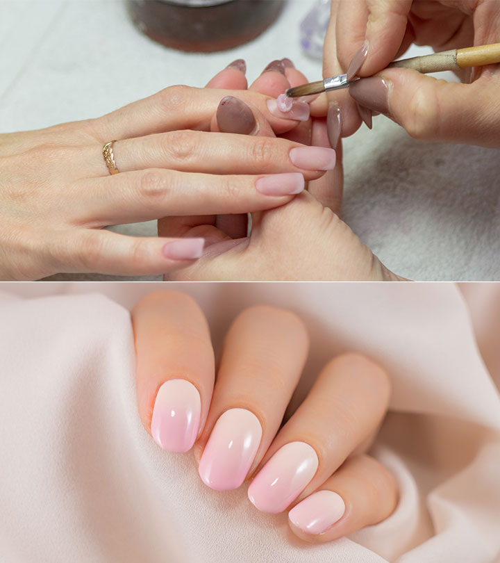 Acrylic vs. Gel vs. Shellac Nails: What's The Difference?