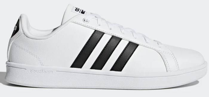 Adidas Original Advantage of Cloudfoam Sneaker