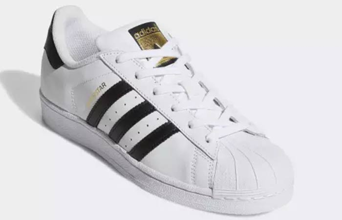 Adidas Originals Superstar White Shoes