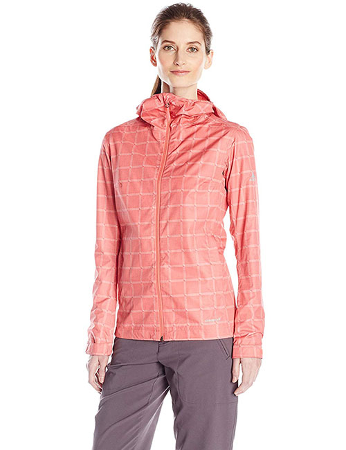 Adidas Wandertag Ladies Lightweight Rain Jacket