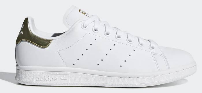Adidas leather trainers for women Stan Smith