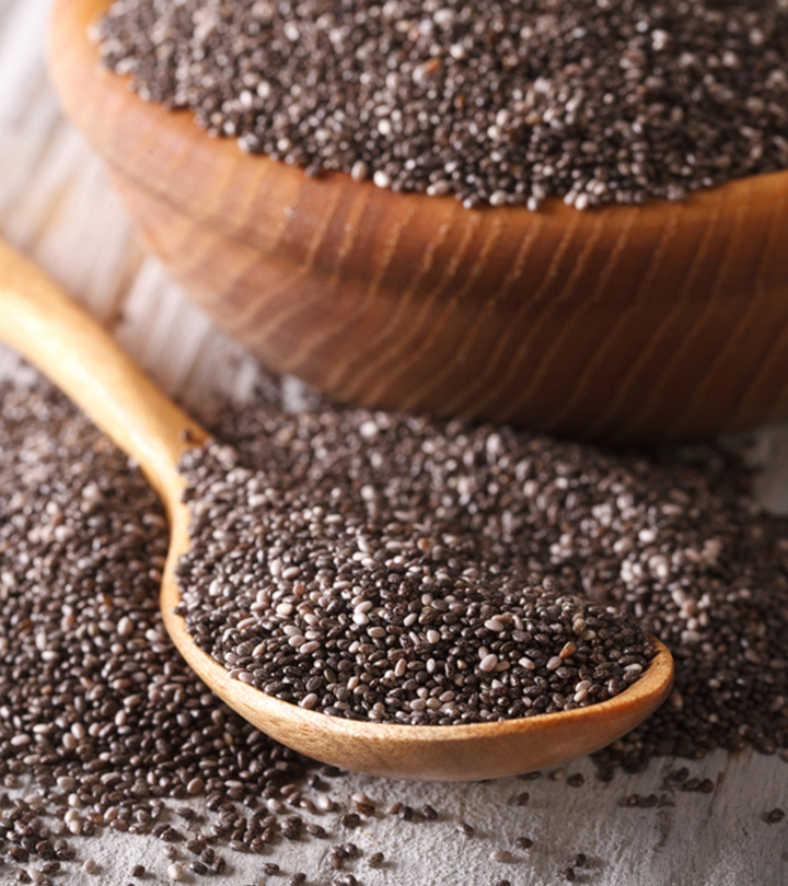 All About Chia Seeds in Hindi