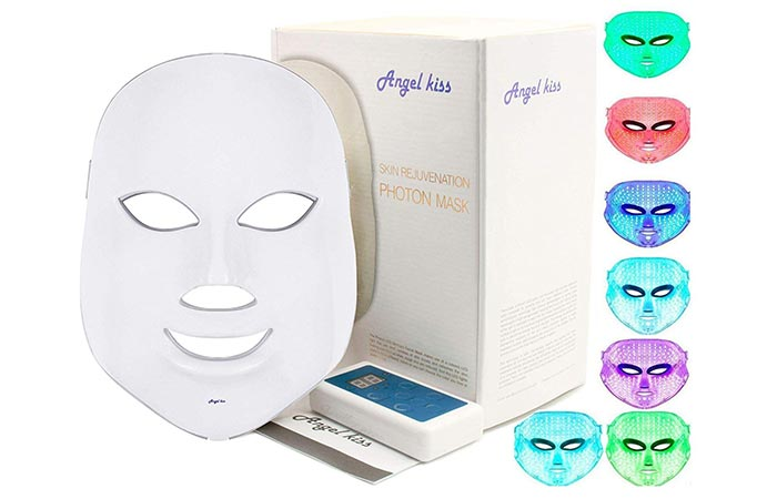 Angel Kiss 7 Color LED Face Mask