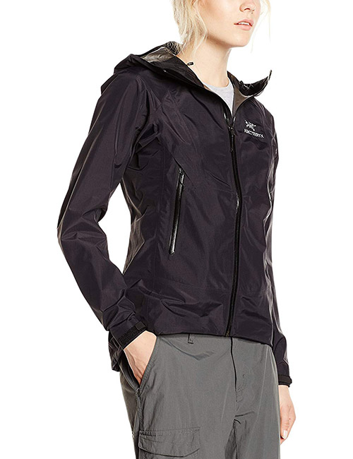 Female Beta SL Arc Jacket