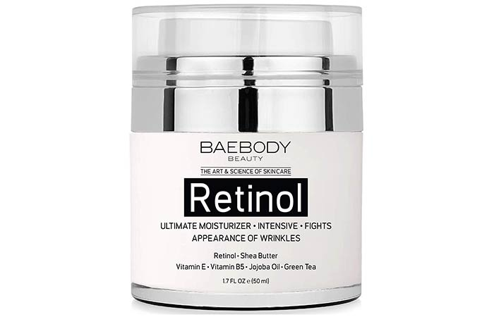Baebody Retinol Moisturizing Cream