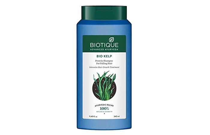 Biotic Bio Kelp Protein Shampoo
