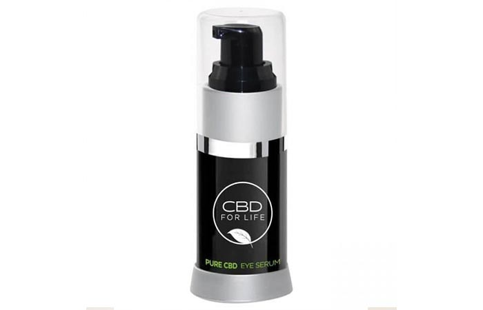 CBD For Life Pure CBD Eye Serum