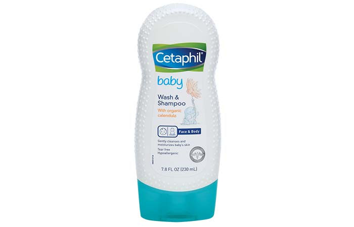 Cetaphil Baby Wash And Shampoo With Organic Calendula