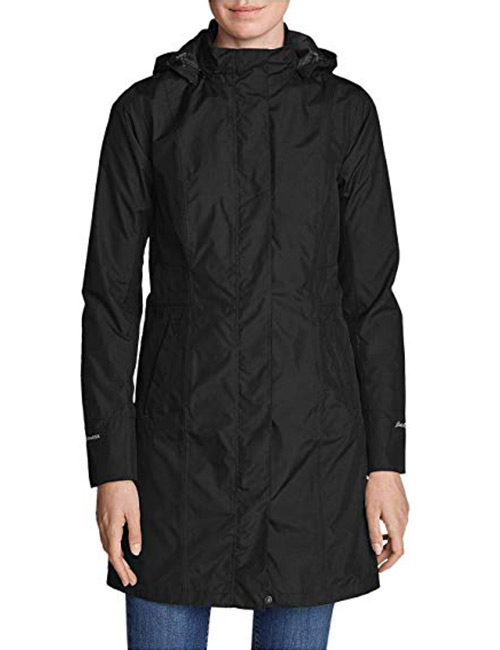 Eddie Bauer On-The-Go raincoat raincoat