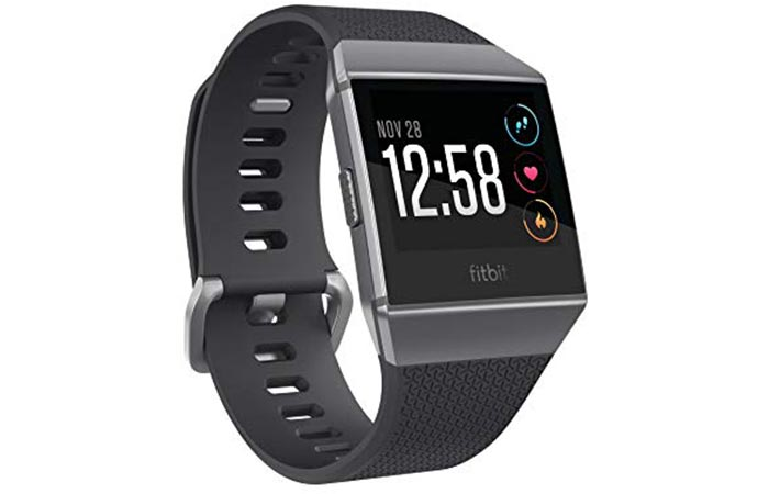Fitbit Ionic — Best Fitness TrackerSmartwatch Combo