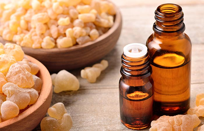 Thyroid ke Liye Frankincense oil