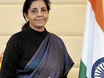 From Salesgirl To Defence Minister Of India, This Is Nirmala Sitharaman's Journey To Success