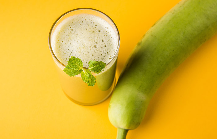 Thyroid ke Liye Bottlegourd juice