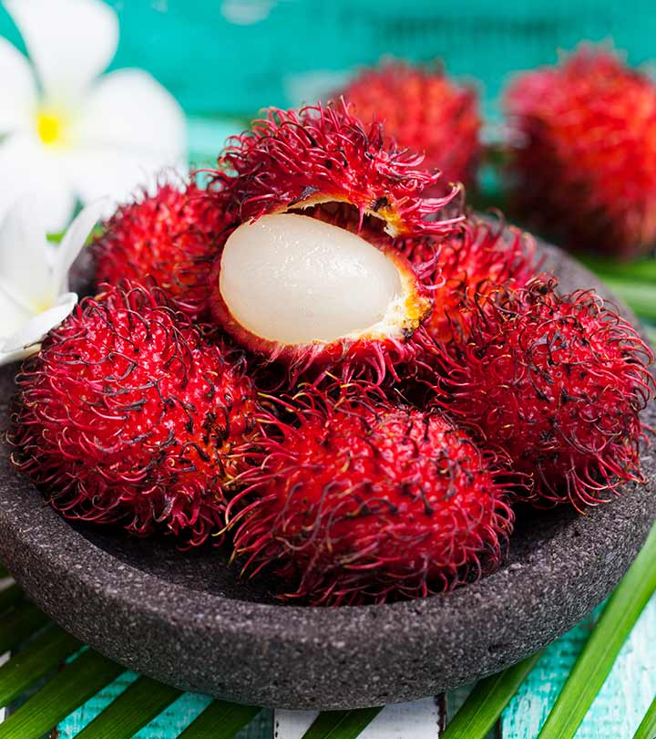 Health Benefits Of Rambutan in Hindi