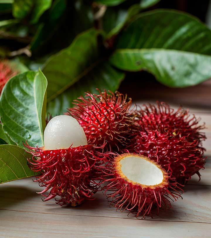 Health Benefits Of Rambutan in Hindi
