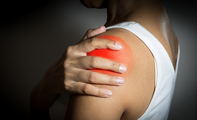 How To Relieve Shoulder Blade Pain