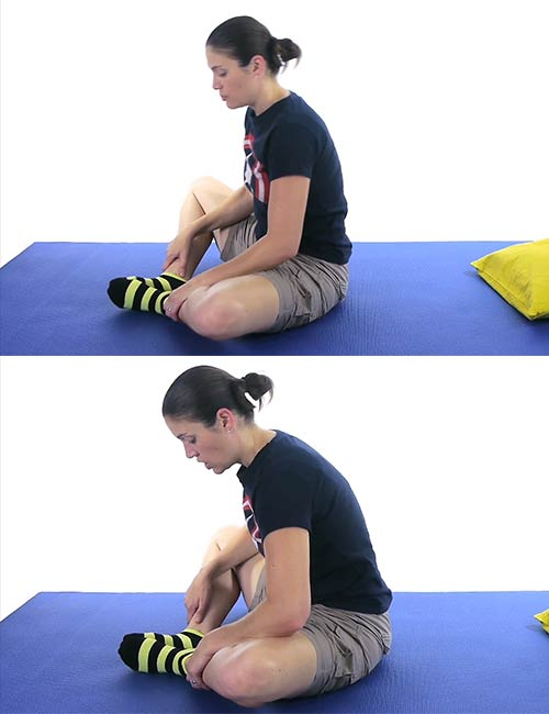 Isometric Hip Abduction