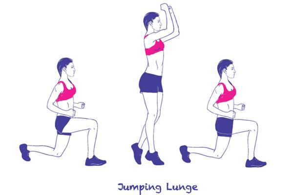 Jump lounge