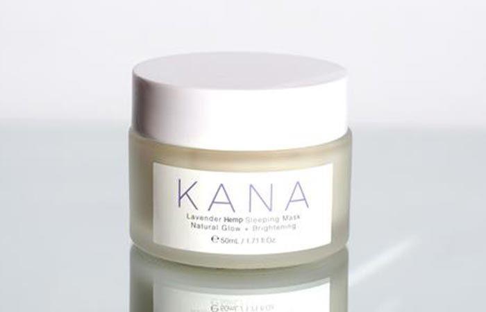Kana Lavender Hemp Sleeping Mask