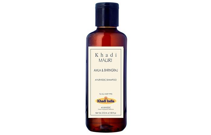 Khadi Mauri Amla Bhringraj Shampoo