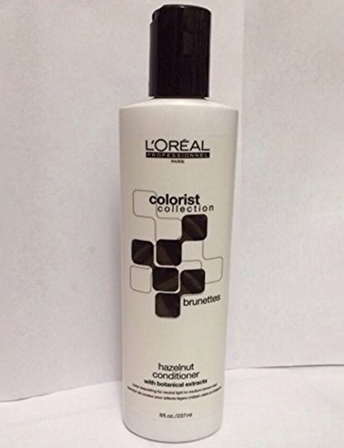 L'Oreal Colorist Collection Hazelnut Conditioner