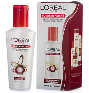 L'Oreal Paris Total Repair 5 Instant Smoothing and Nourishing Oil Serum