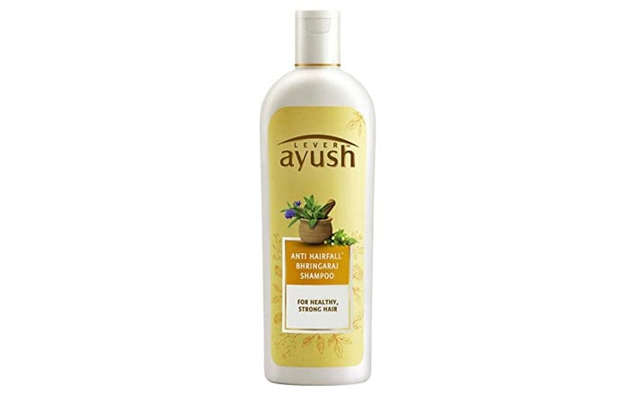 Liver Ayush Anti-Hair Fall Bhringraj Shampoo