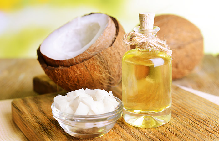 Coconut and Olive Oil for Long Hair in Hindi