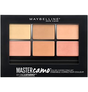 Maybelline New York Master Camo Color Correcting Kit-0