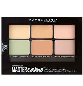 Maybelline New York Master Camo Color Correcting Kit