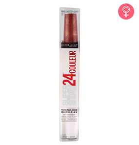 Maybelline New York Superstay 24 Color 2-Step Lipstick