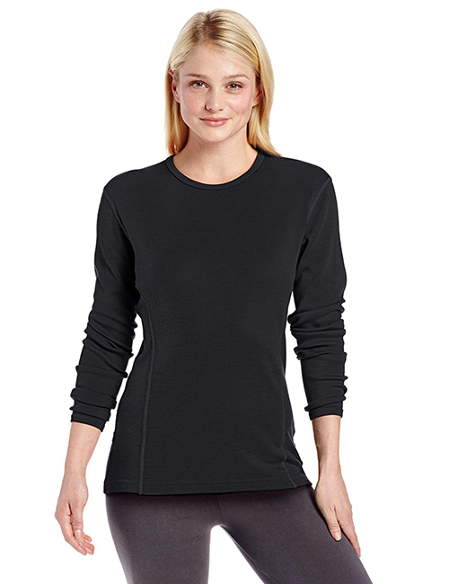 Minus33 Merina Wool Ossipee Women's Midnight Crew Thermals