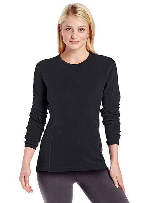 Minus33 Merina Wool Ossipee Women's Midnight Crew Thermals - Thermal Underwear For Women
