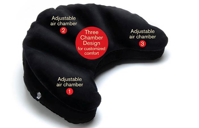 Mobile Meditator Inflatable Meditation Cushion - Meditation Cushions